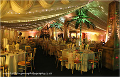 Egyptian Palm Tree Prop Hire - Staging Services