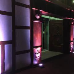 Giant Narnia Wardrobe Entrance Prop