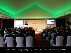 Rolex Conference