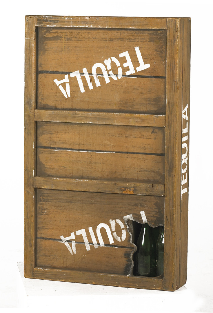 Tequila Crate Western Prop Hire - Staging Services
