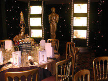 Hollywood prop hire - staging services