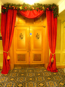 Red Drapes - George Coller 29 11 2014