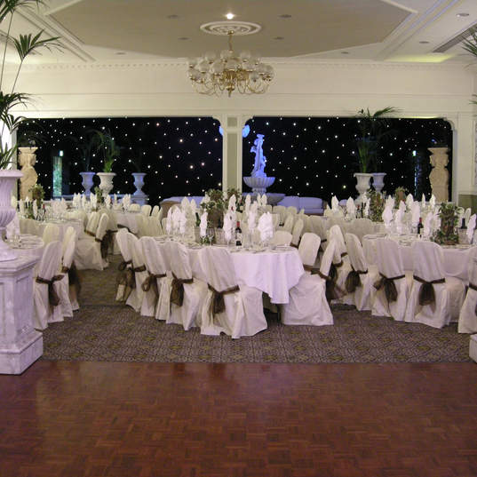 Palm Room from Dance Floor