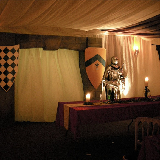 Medieval Banquet - Themed Events