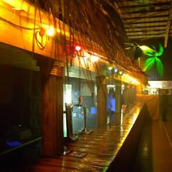 Caribbean Bar Counter Hire