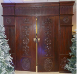 Narnia Wardrobe - Prop Hire - Staging Services