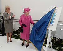 Event-Deck - The Queen Visits Birmingham Dental Hospital