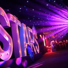 Circus Theme Lighting
