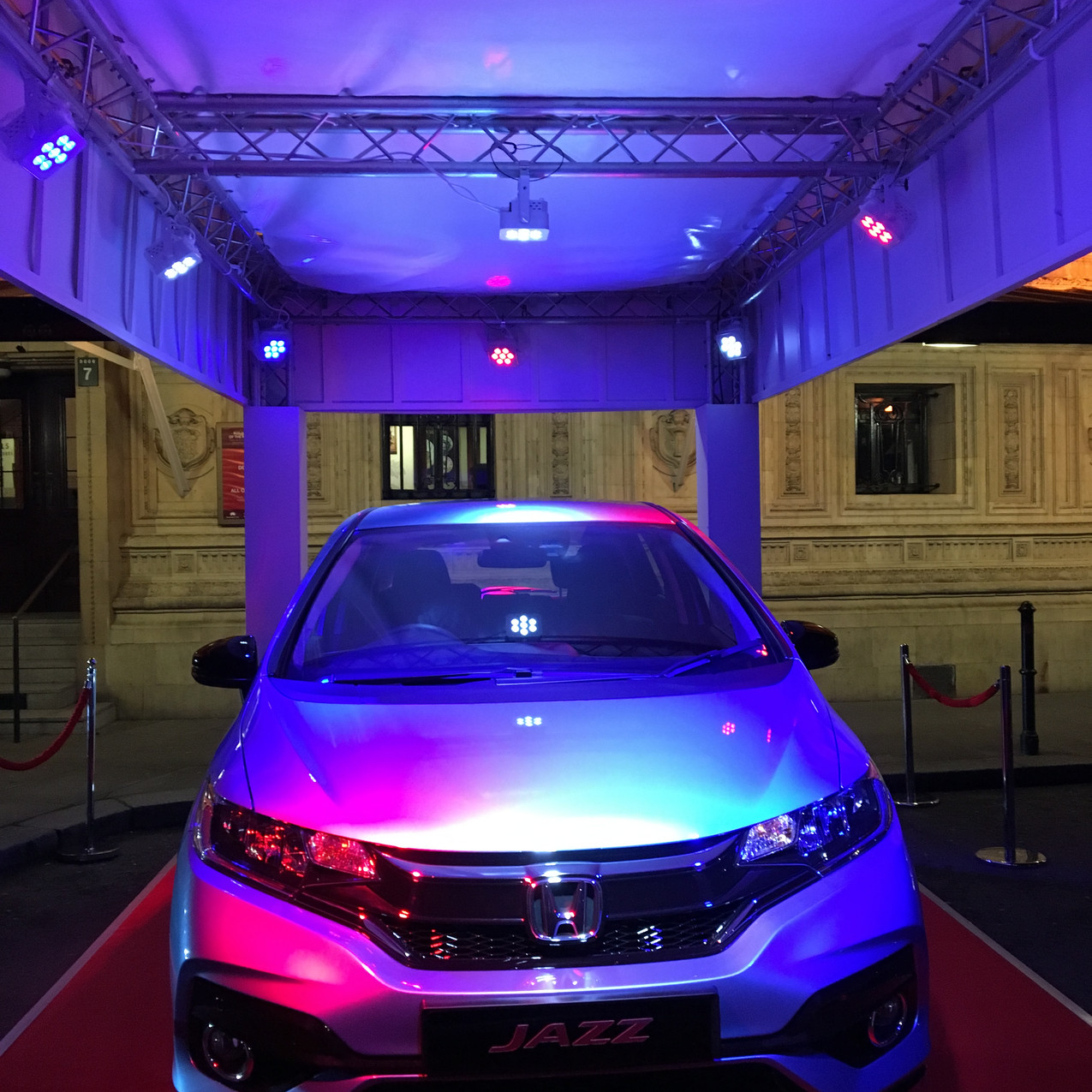 Honda Jazz Albert Hall