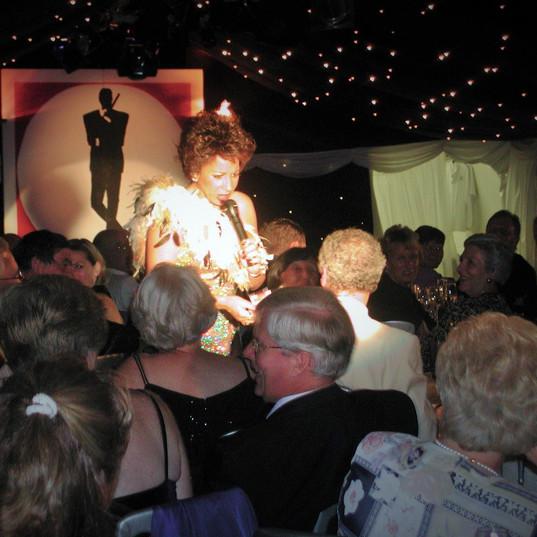 Shirley Bassey Tribute James Bond Event Theme