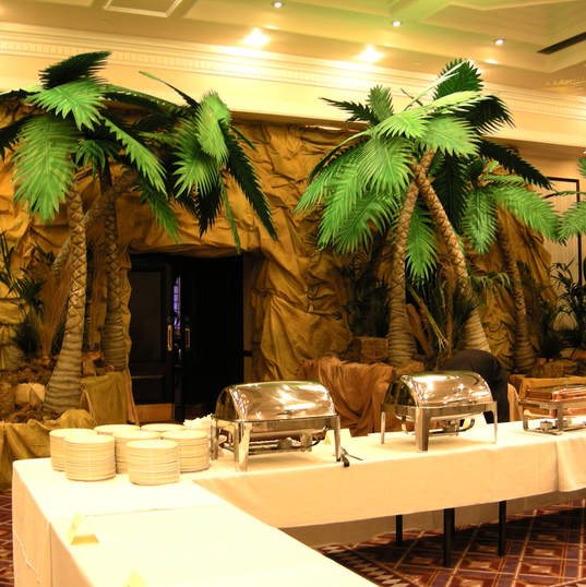 Jungle Themed Event