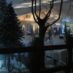 Winter Wonderland Event Theming