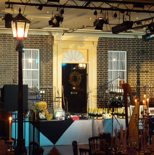 No. 10 Downing Street Stage & Set