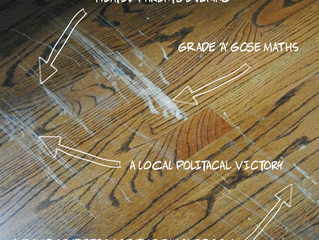 Fed up having to rectify damage to your venue's floor following an event?