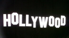 Hollywood Sign Prop Hire - Staging Services