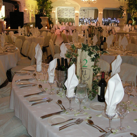 Garden Party Event Theming