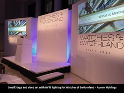 Conference Set Watches of Switzerland