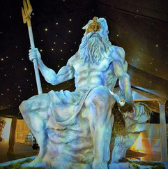 Neptune - Giant Sized Atlatis Prop