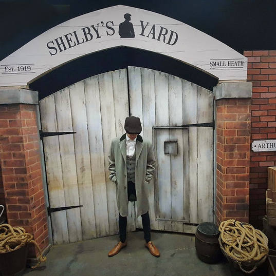 Peaky Blinders Party Theme Ideas