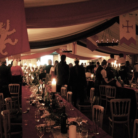 Medieval Banquet - Medieval Event Theming