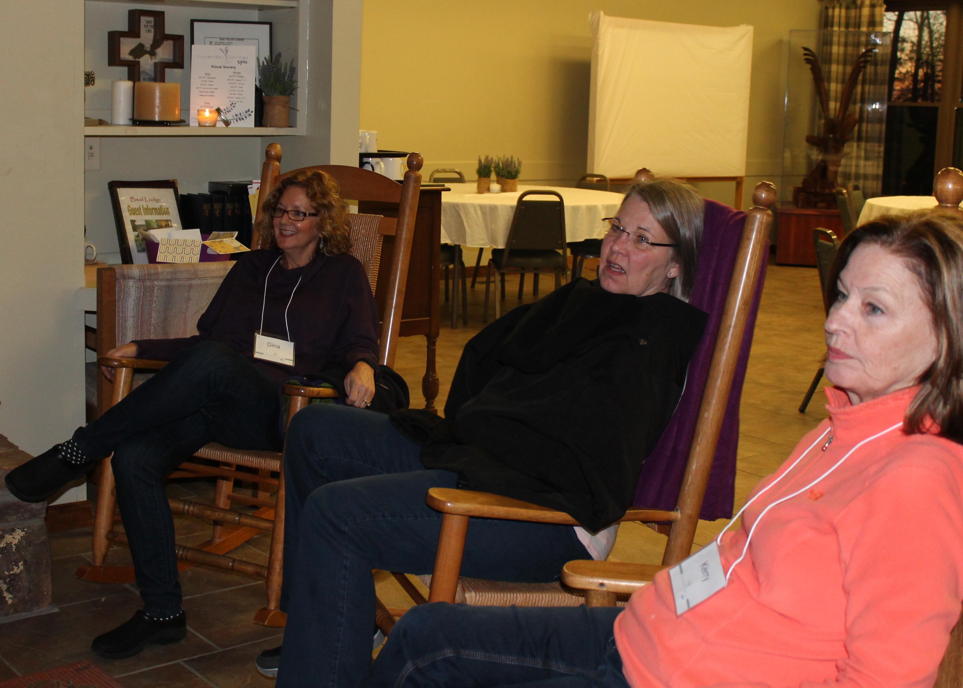 Women's Retreat 416