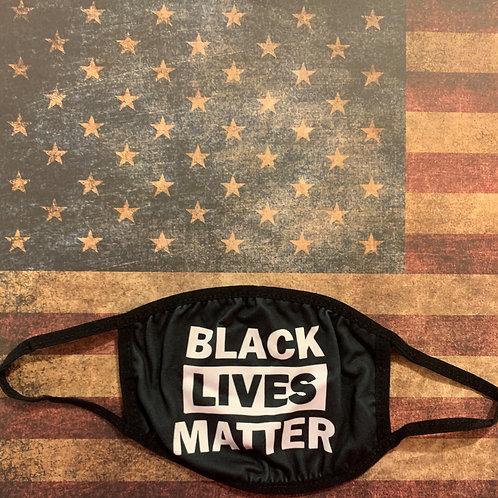 """""""Black Lives Matter"""" Washable Face Mask"""