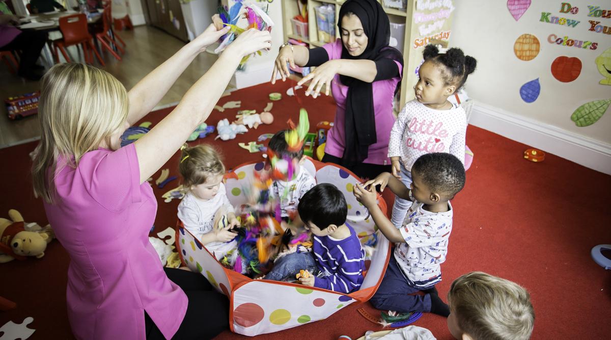 Angels Day Nursery