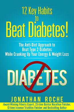 12 Key Habits to Beat Diabetes BOOK COVE