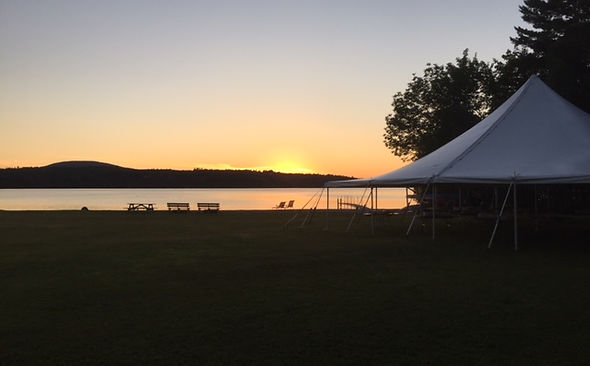 Lake W - Retreat 11 (Tent at Sunset) - 7