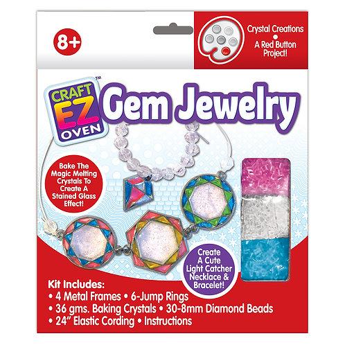 Made 4 U Studio Craft EZ Crystal Creations Gem Jewelry
