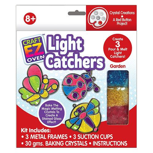M4U Studio Craft EZ Oven Crystal Creations Garden Light Catchers