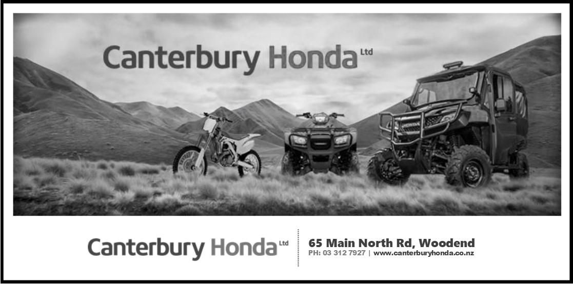 Canterbury Honda