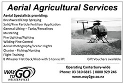 Aerial Agricultural Services
