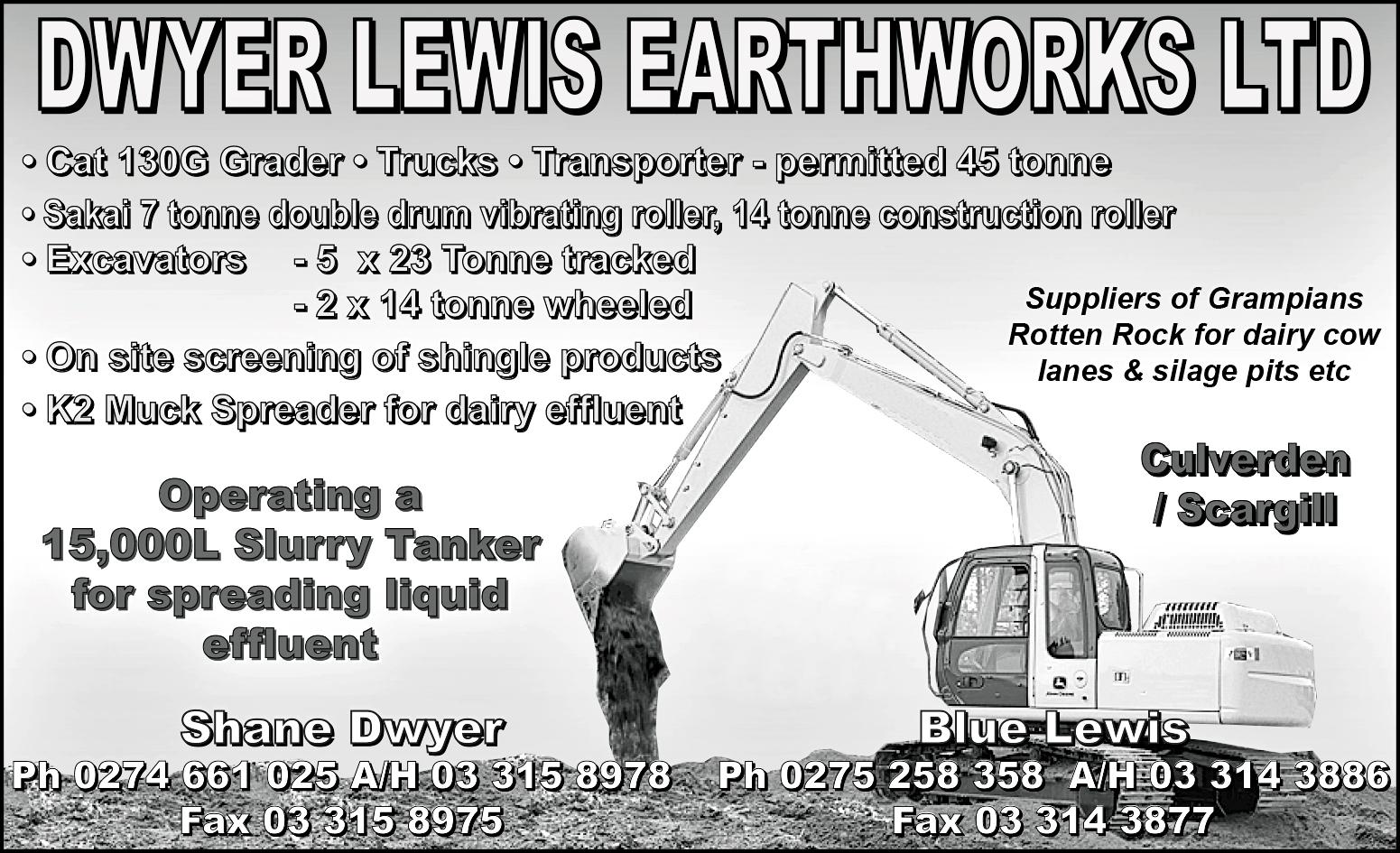 Dwyer Lewis