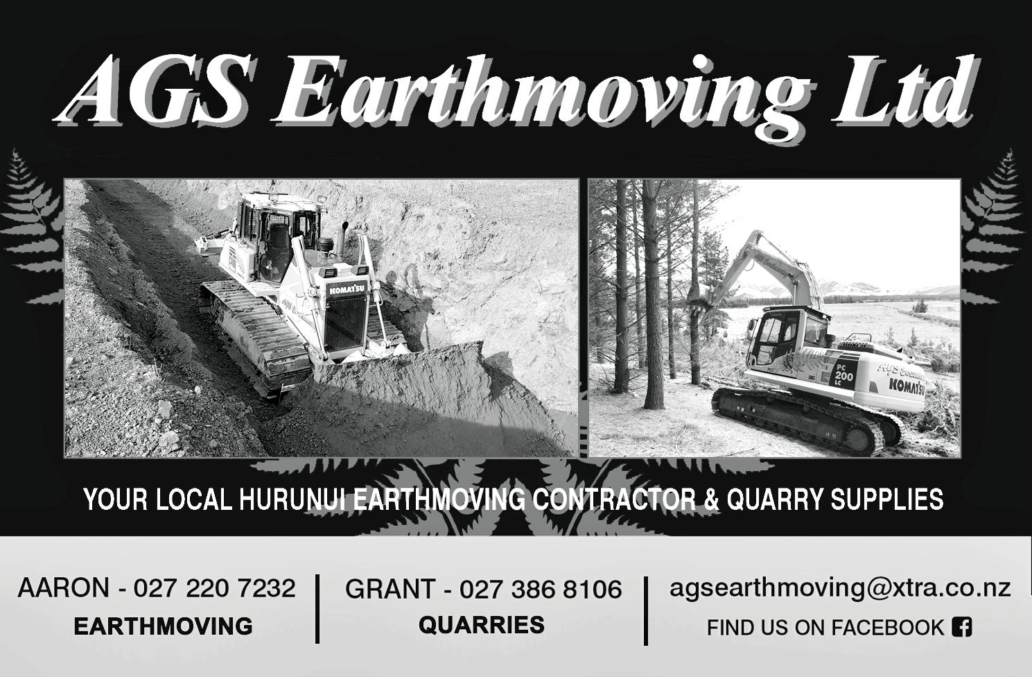 AGS Earthmoving Ltd
