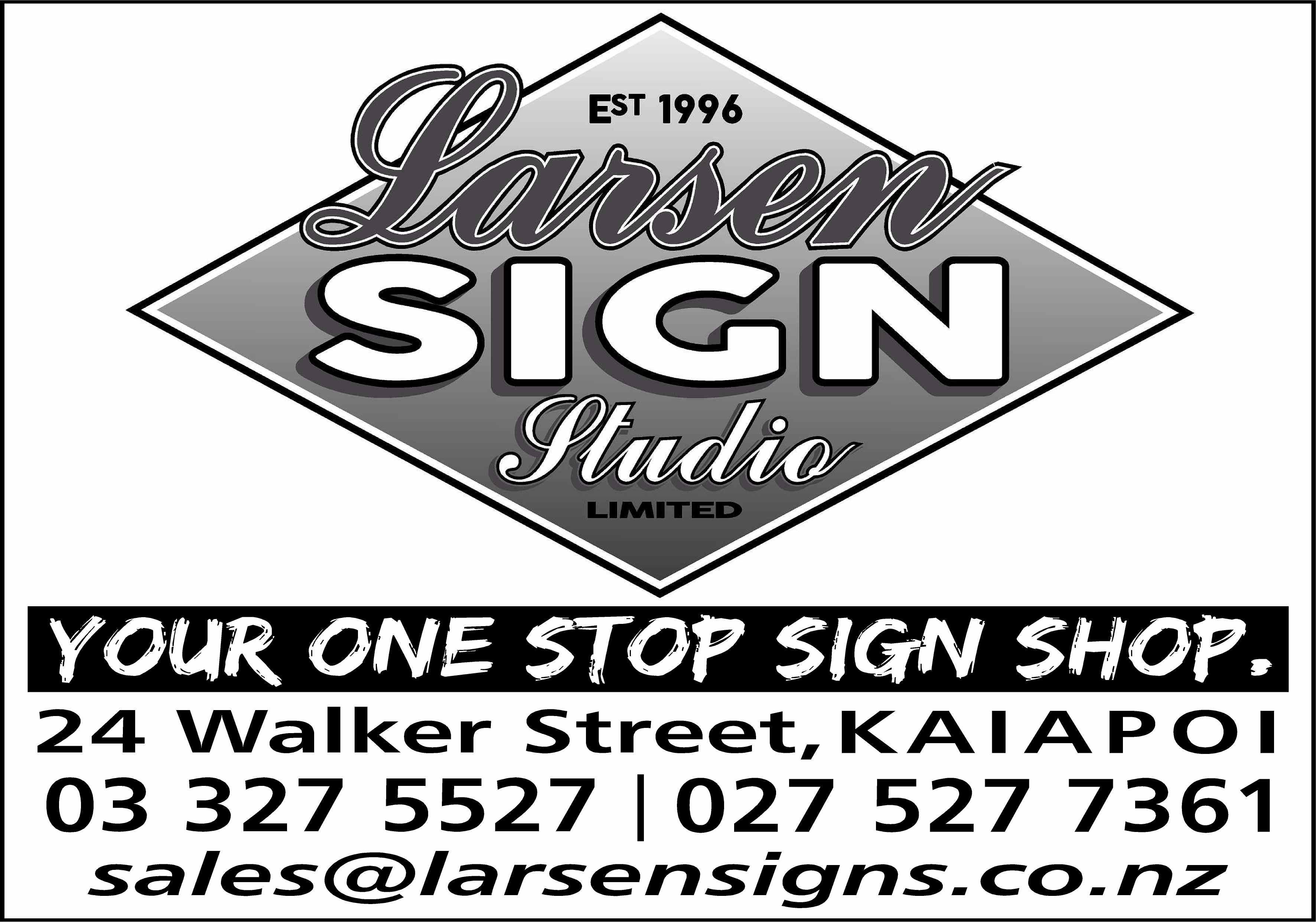 Larsen Signs
