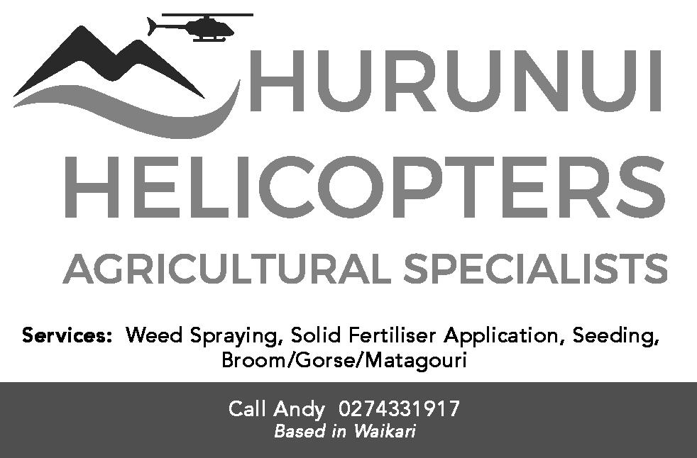Hurunui Helicopters