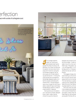 Rise Magazine by New England Home - Pages 32 & 33