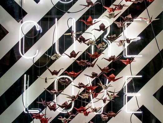 WINDOWS BY DESIGN: FARROW & BALL FOR DIFFA