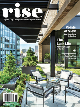 Rise Magazine by New England Home