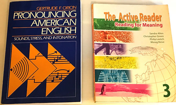 G180 Pronouncing American English, Sounds, Stress and intonation