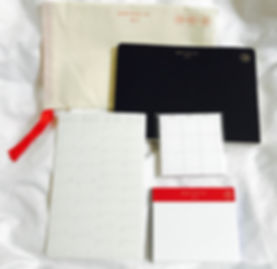 A46:   Book Your Life 博客來 限量設計 精緻筆記本組 (含便條貼、帆布袋)
