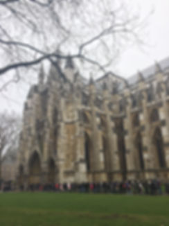 Westminster Abbey -1