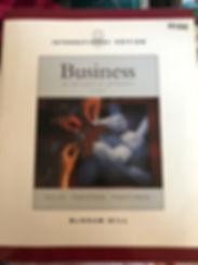 Business -An integrative approach