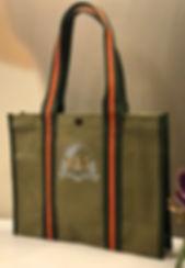 EET 經典書袋- Army Green 軍綠