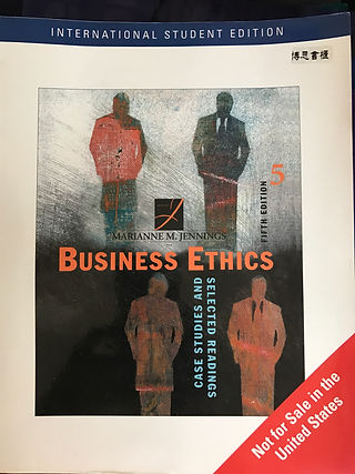 134  Business Ethics