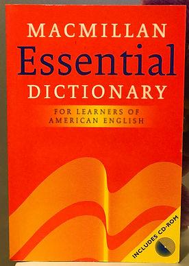 麥克米倫英英字典