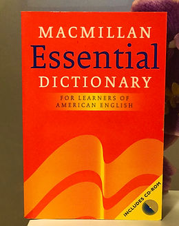 Macmillan Essential Dictionary- for Learners of American English (PB+CDROM)