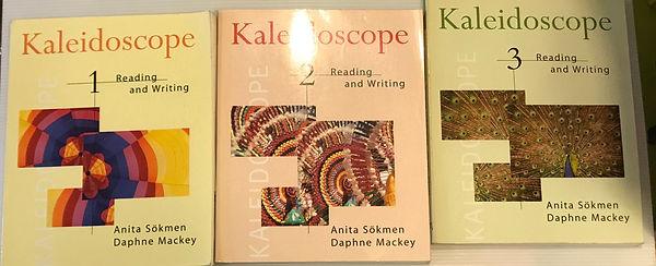 G206 Kaleidoscope 1~3 冊  閱讀