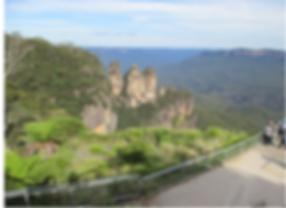 澳洲藍山公園1